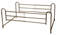 Full-Length Bed Rail for Home Care Hospital bed