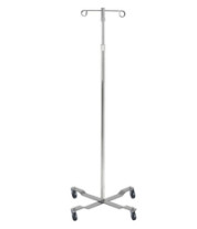 Mobile IV Stand