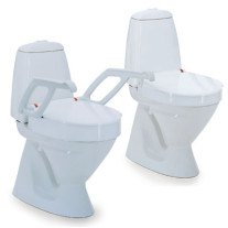 Aquatec A9000 Raised Toilet Seat