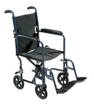 Lightweight Transport Chairs
