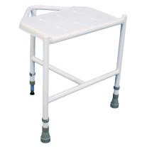Penbury Height Adjustable Corner Bath Seat