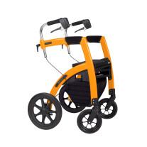 Rollz 2 in 1 Rollator/Transport Chair