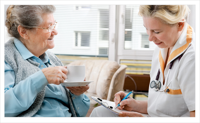 An occupational therapist can help the user properly assess their needs.