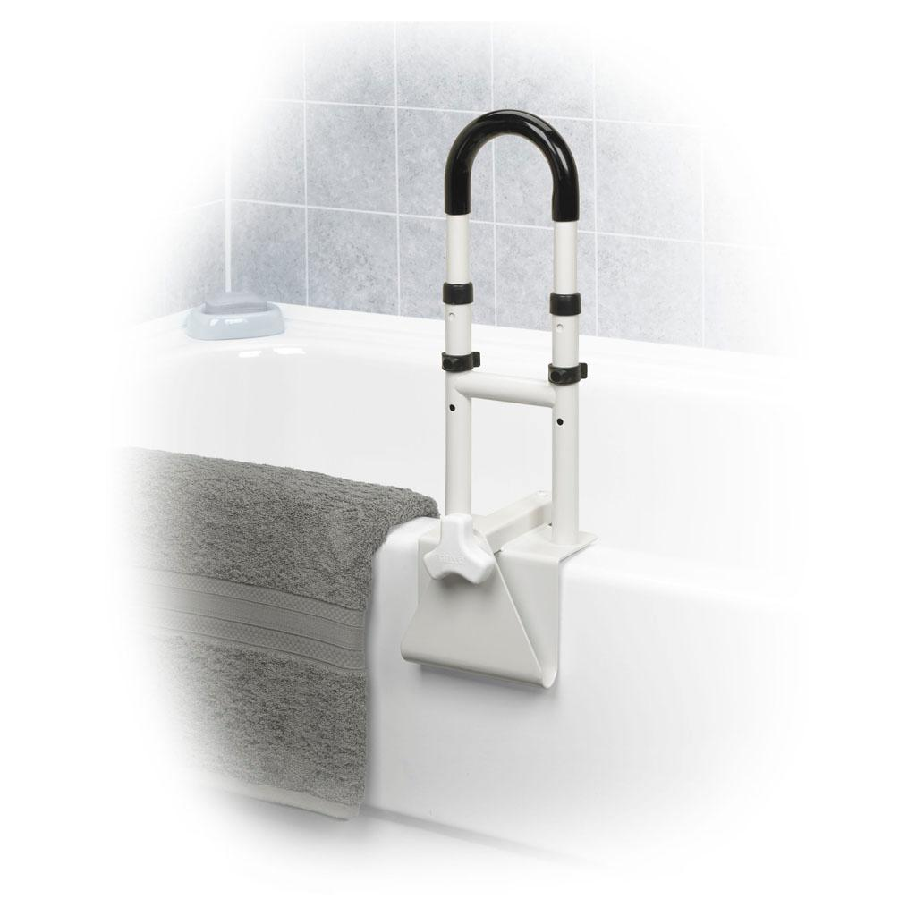 grab bars and tub rails