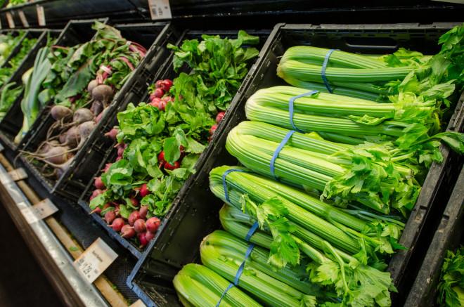 Leafy greens boost senior immune system
