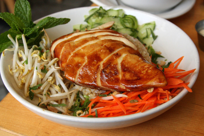 Chicken dish: immune system boosters for seniors