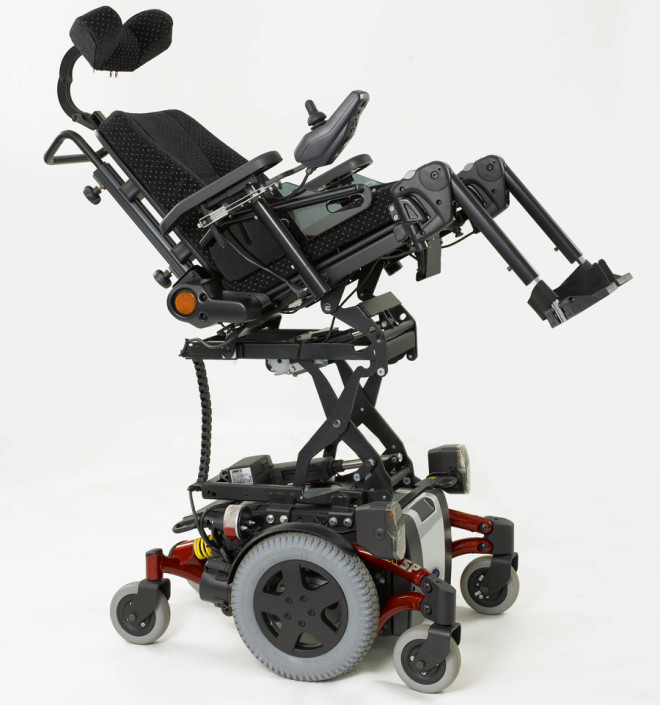 Power Wheelchairs: INVACARE-TDX-SP