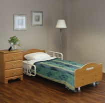 Joerns Care 100 Hospital Bed