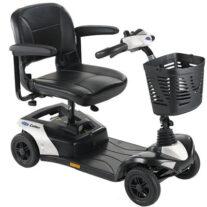 Invacare Colibri 4 Wheel White Scooter
