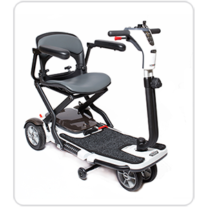 Go-Go® Folding Scooter 4-Wheel