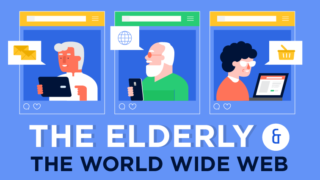 The Elderly & The World Wide Web